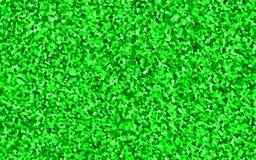 Papel pintado cuadrado inclinado verde abstracto Fotografía de archivo