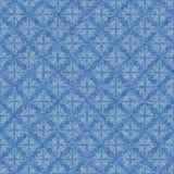 Papel pintado de encaje azul y blanco del fondo Imágenes de archivo libres de regalías