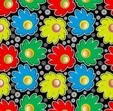 Papel pintado de flores Imagen de archivo