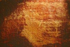 Papel pintado de Grunge Imágenes de archivo libres de regalías