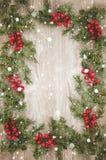 Papel pintado de la Navidad Fotos de archivo libres de regalías