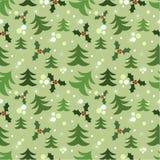 Papel pintado de la Navidad Imágenes de archivo libres de regalías
