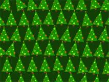 Papel pintado de la Navidad ilustración del vector