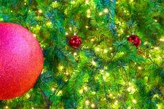 Papel pintado de la Navidad y festival del Año Nuevo Imagen de archivo