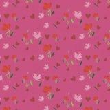 Papel pintado de la primavera con las flores Fondo imagenes de archivo