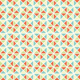 Papel pintado de los triángulos Fotografía de archivo