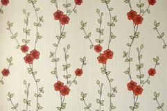 Papel pintado de Rose Fotografía de archivo