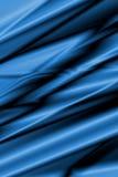 Papel pintado de seda azul Foto de archivo