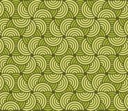 Papel pintado de Swirly ilustración del vector
