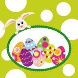 Papel pintado del día de fiesta de Pascua de la primavera libre illustration
