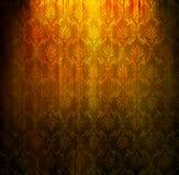 Papel pintado del damasco Fotografía de archivo libre de regalías