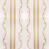 Papel pintado del damasco Imagen de archivo
