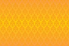 Papel pintado del damasco Foto de archivo libre de regalías