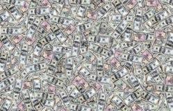 Papel pintado del dinero Fotografía de archivo libre de regalías