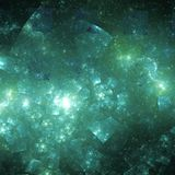Papel pintado del extracto de Galaxi Foto de archivo libre de regalías