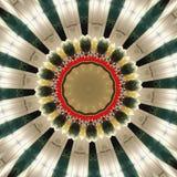 papel pintado del kaidoscope fotografía de archivo libre de regalías