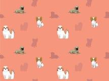 Papel pintado 10 del perro Imagenes de archivo