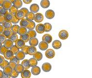 Papel pintado del Peso mexicano Fotos de archivo libres de regalías
