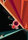 Papel pintado dinámico una composición de Imagen de archivo libre de regalías