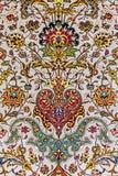 Papel pintado floral Fotografía de archivo