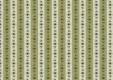 Papel pintado floral de la vendimia Imágenes de archivo libres de regalías