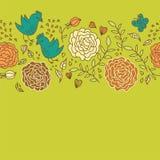 Fondo romántico colorido del vector. Imagen de archivo libre de regalías