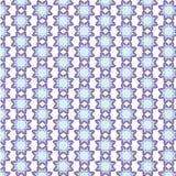 Papel pintado floral del extracto del diseño del ejemplo del vector del fondo del modelo de la tela de la teja de la cubierta de  Imagen de archivo