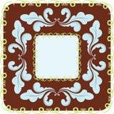 Papel pintado floral del vector Foto de archivo libre de regalías