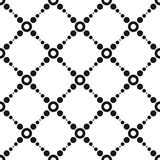 Papel pintado geométrico abstracto de Seamlees Imagen de archivo