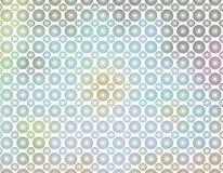 Papel pintado geométrico blanco del fondo Fotos de archivo libres de regalías