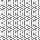 Papel pintado geométrico del extracto del diseño del ejemplo del vector del fondo del modelo de la tela de la teja de la cubierta Fotos de archivo libres de regalías