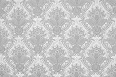 Papel pintado gris Foto de archivo