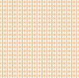 Papel pintado inconsútil con las flores geométricas ilustración del vector