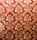 Papel pintado ornamental Foto de archivo
