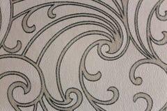 Papel pintado ornamental Fotografía de archivo libre de regalías
