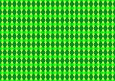 Papel pintado ornamental oriental geométrico coloreado verde de neón inconsútil del fondo del modelo de Techno stock de ilustración