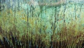 Papel pintado oxidado del rasguño del grunge de la textura fotografía de archivo libre de regalías