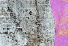 Papel pintado rasgado viejo imagen de archivo libre de regalías
