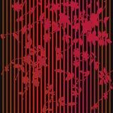 Papel pintado retro Imagen de archivo libre de regalías