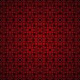Papel pintado rojo inconsútil simple Imágenes de archivo libres de regalías