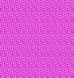 Papel pintado rosado abstracto de la flor Foto de archivo
