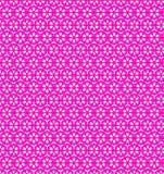 Papel pintado rosado abstracto de la flor Fotografía de archivo