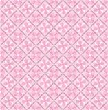Papel pintado rosado de la flor Fotos de archivo