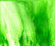 Papel pintado verde ilustración del vector