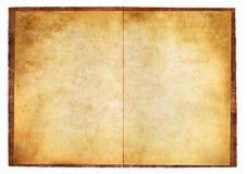Papel quemado grunge en blanco fotos de archivo