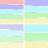 Papel rasgado Imagen de archivo libre de regalías