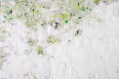 Papel reciclado (de la vendimia) Imagen de archivo
