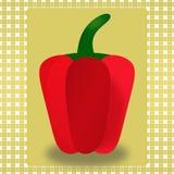 Papel rojo Fotos de archivo libres de regalías