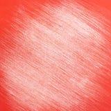 Papel rojo con los rasguños Imágenes de archivo libres de regalías