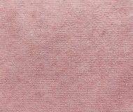 Papel rosado Imagen de archivo libre de regalías